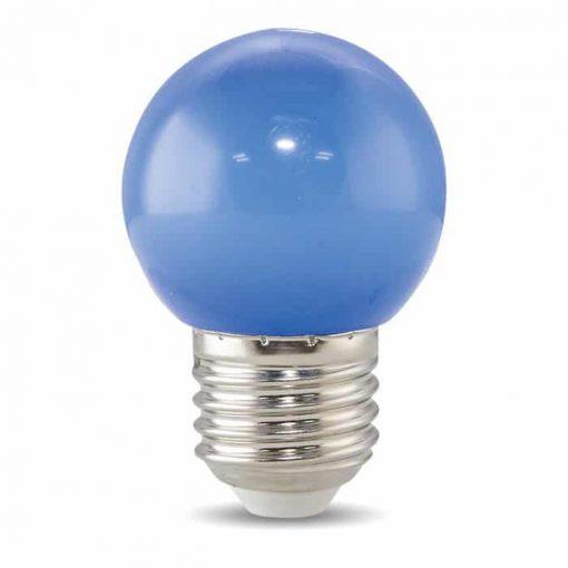 Đèn Led Bulb Trang Trí Rạng Đông Mày Xanh Dương