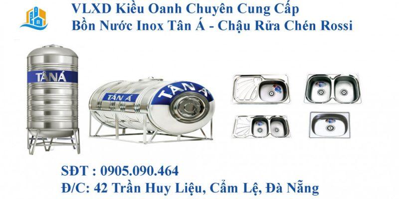 Banner Bồn Nước Inox Chậu Rửa Chén